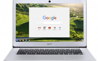 Acer Chromebook 14 is a $299 aluminum notebook with 1080p screen