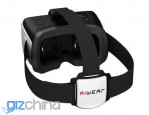 The Aiwear VR headset brings its own screen and processing power, no phone required