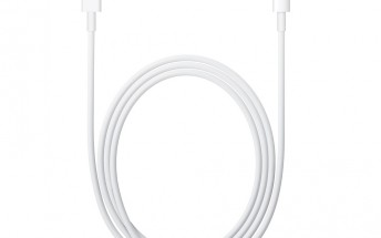 Apple USB-C to Lightning Cable brings fast charging to the iPad Pro
