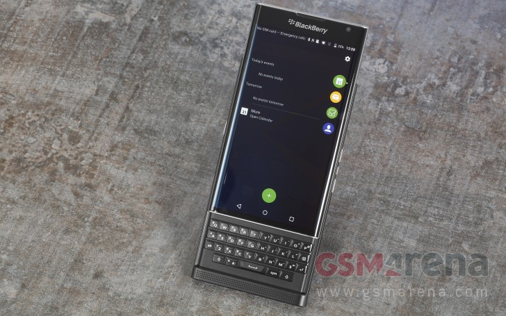 BlackBerry ends monthly security updates for its PRIV