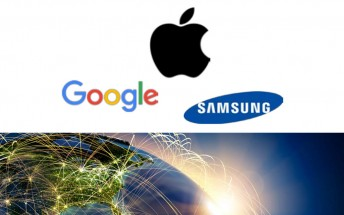 Apple is the most valuable brand, Google jumps over Samsung for second