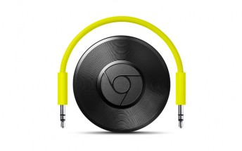 Buy two Chromecast Audio units, save $15