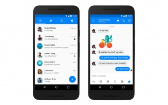Facebook Messenger for Android finally receives Material Design makeover