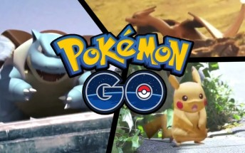 First footage of Pokémon Go surfaces on YouTube