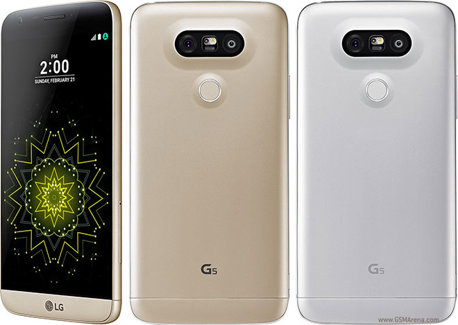 Unlocked LG G5 currently available for just $410 in US
