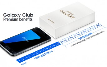 One-third of Galaxy S7 customers join the Galaxy Club upgrade program