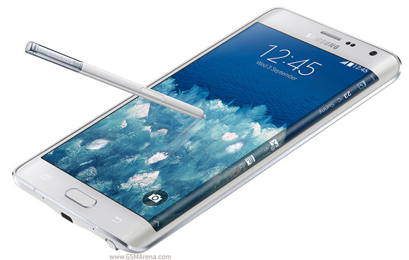 New Samsung Galaxy Note Edge update brings security patches, other