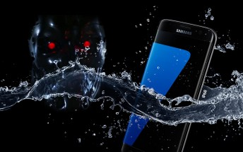 Samsung Galaxy S7 and S7 edge put to the test: water, drops and bends face the flagship duo