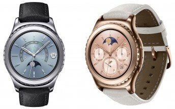 Samsung launches Rose Gold and Platinum Gear S2 variants in India