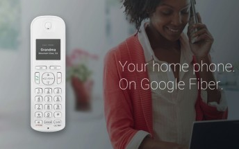 Fiber Phone is a landline service for your Google Fiber