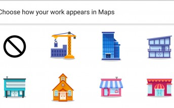 Google Maps lets you label your favorite places with cute stickers