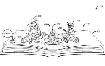 Google files patent for popup books with AR elements