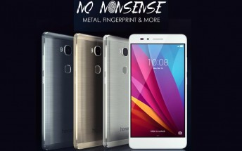 This weekend you can grab an Honor 5X in the UK for just £149