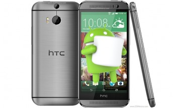 Verizon and T-Mobile HTC One (M8) units are now receiving Android Marshmallow