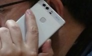 Huawei president allegedly spotted using dual-camera phone; is it the P9?