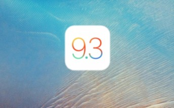iOS 9.3 roll-out is temporarily on hold for some older models