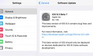 iOS 9.3 beta 7 now available to developers and public beta testers