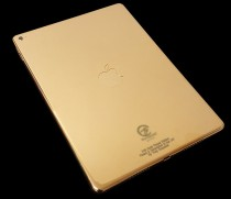 iPad Pro: 24K Gold