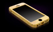 Goldgenie can sell you an iPhone SE encased in 200g of solid 18K gold
