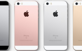 Second wave iPhone SE and iPad Pro 9.7 pre-orders kick off