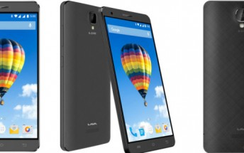 Lava Iris Fuel F2 goes official, available exclusively on eBay India