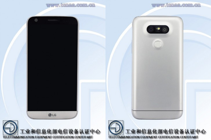 LG G5 'Lite' with Snapdragon 652 spotted at TENAA ...