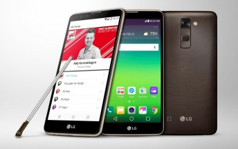 LG Stylus 2 is the first phone with DAB+ radio, it's coming to Europe and Australia