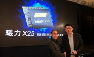 MediaTek Helio X25 will be exclusive to the Meizu Pro 6