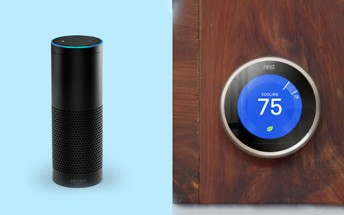 Amazon Echo compatibility with Nest thermostats coming in two weeks