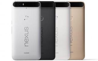 Nexus 6P gets performance boosting update