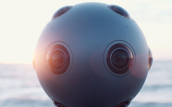 Nokia OZO VR camera now available in the US and Canada to buy or rent