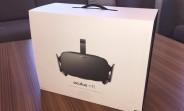 Oculus Rift shipments begin