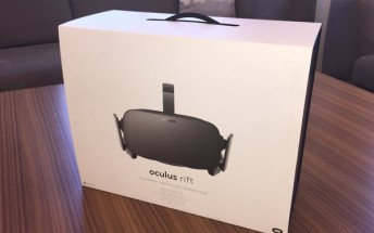 Oculus Rift facing shipment delays; company offering free shipping to make up