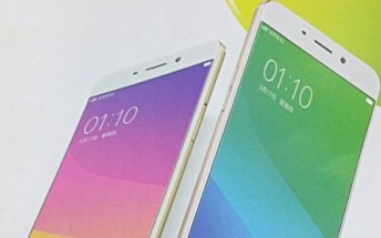 Oppo's upcoming R9 and R9 Plus have their full specs leaked