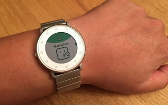 Pebble gets new 3.10 firmware and apps