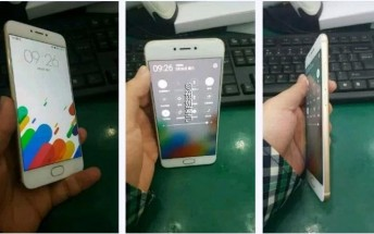 Meizu PRO 6 leaks in more photos flaunting gold and white color variation