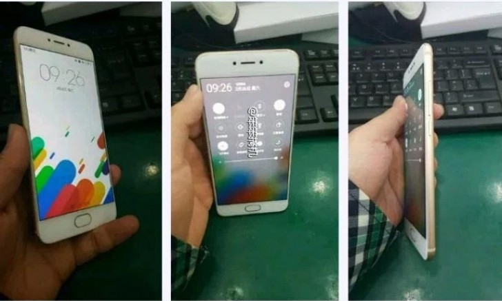 Meizu PRO 6 leaks in more photos flaunting gold and white ...