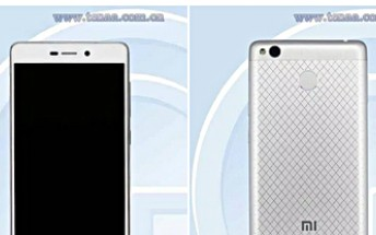 Redmi 3 with fingerprint scanner spotted on TENAA