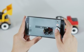 Samsung Galaxy S7 edge Dual Pixel autofocus tested against that of Canon 70D