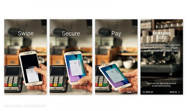 Samsung Pay adoption is growing much faster than Apple Pay ...