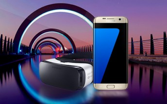 Samsung Galaxy S7 and S7 edge now on sale