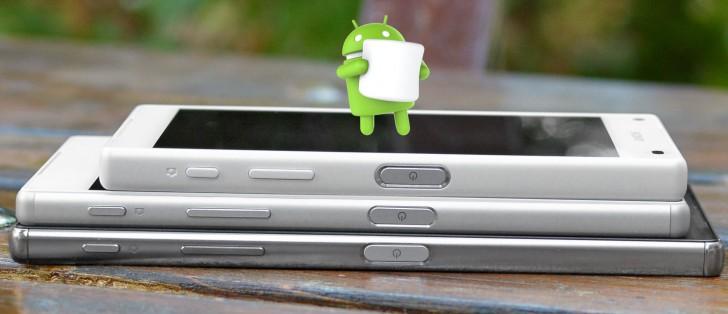 New Xperia Marshmallow beta coming next week