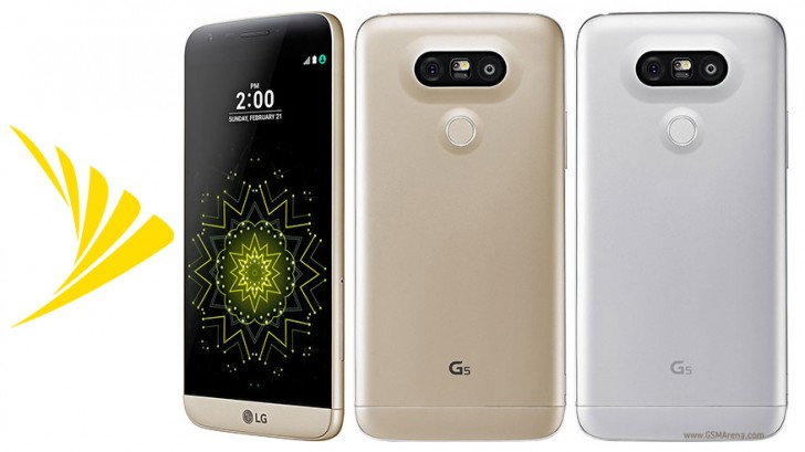 Sprint LG G5 pre-orders go live March 24 with launch aimed
