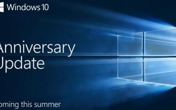 Windows 10 Anniversary Update announced, will be out in the summer for free
