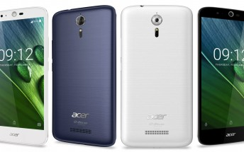 Acer's 5,000mAh battery totting Liquid Zest Plus to go on sale in July