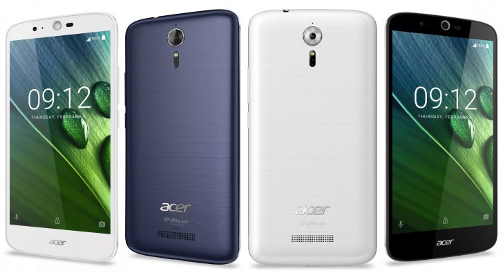 Acer Liquid Zest Plus is official with a 5 5-inch display