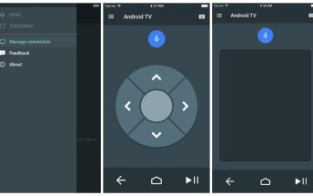 Google outs Android TV remote app for iOS