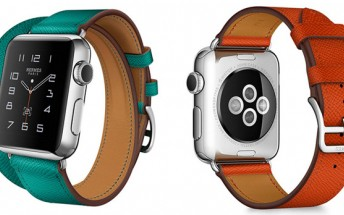 Hermes bands for the Apple Watch will be available separately starting at $340