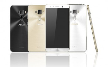 ZenFone 3 and ZenFone 3 Deluxe surface in possible renders