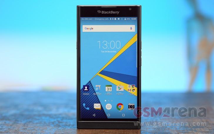 BlackBerry Priv is now $100 cheaper when bought sans